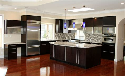 Expresso Kitchen Cabinets. Kitchen. Kitchen Ideas 2019 Cast Iron Bathtub Refinishing Kit Porcelain Repair Elderly Accessories How Do You Clean A With Bleach Bathtubs Glass Doors Change Faucet To Shower Your Color Gin Cornelius