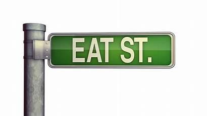Eat Street Pole Tomorrow Network Truck Orlando