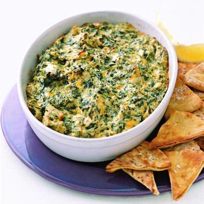 cooking light spinach artichoke dip spinach artichoke dip recipe myrecipes