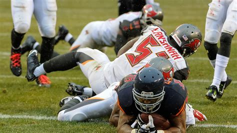 buccaneers  bears final score chicago wins