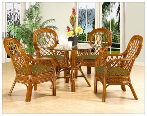 30155 rattan dining table ideal 58 best indoor wicker dining sets images on