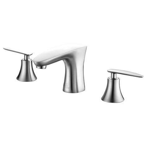 moen darcy 8 in widespread 2 handle high arc bathroom