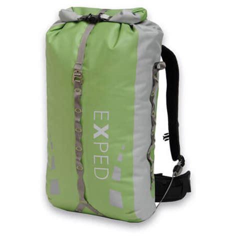wasserdichter rucksack test exped drypack wb 40 wasserdichter rucksack review test bergfreunde de