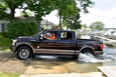 2018 Ford F150 Earns Iihs Top Safety Pick Award  Motor Trend