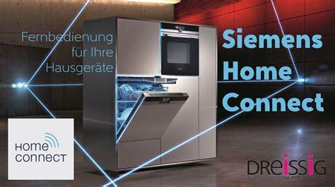 Kühlschrank Home Connect home connect siemens