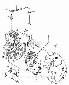 Robin  Subaru Ec12 Bomag Parts Diagram For Electric Device