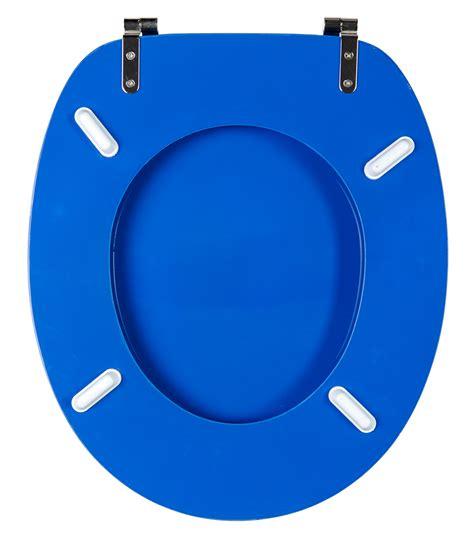 Bluss Sassy Tolet toilet seat blue