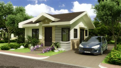 bungalow styles  plans  philippines trending house ofw infos