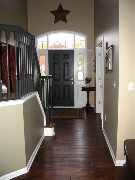 Amazing Black Interior Door #6 Homes With Black Interior