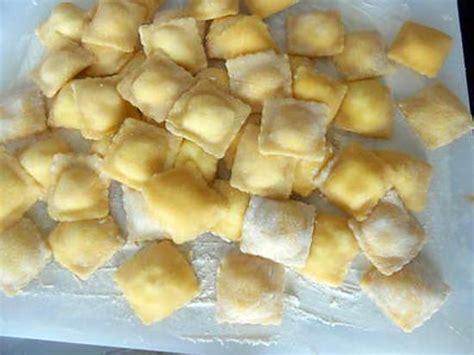 recette de ravioli au 3 fromage maison