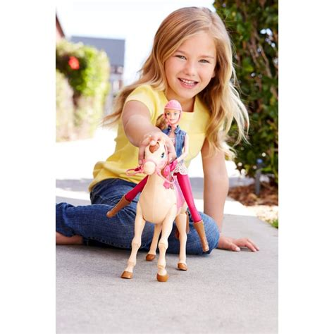 barbie horse doll ride olds saddle gifts gift popsugar toys years guide barbies play moms strip target ages