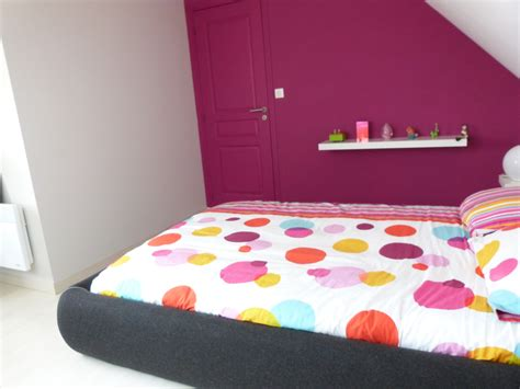 chambre fushia mur fushia photo 3 6 3508024