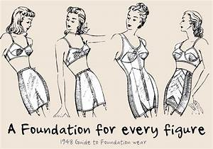 Vintage Inspired Lingerie Guide And Shop