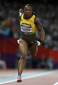 8X Olympics Medalist Veronica Campbell-Brown Talks Fitness ...