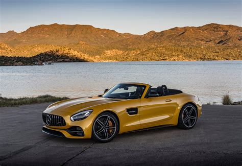 Mercedes-amg Gt C Roadster Review
