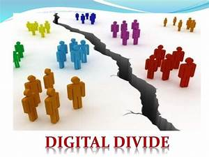 Digital dividepresentation