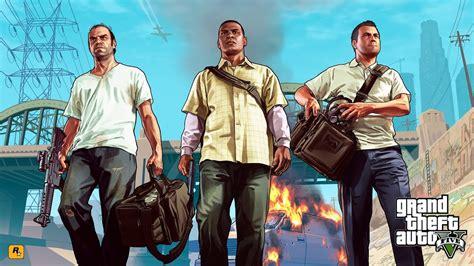 Grand Theft Auto 5 Trailer (gta V)