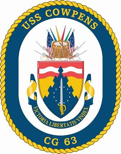 Cowpens Uss Navy Chief Clipart Cg Ticonderoga