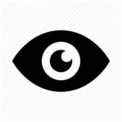 Icon Eye Icons Seen Fire Vision Superior