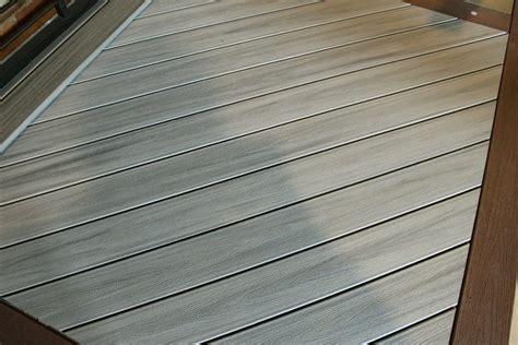 trex enhance foggy wharf  kelly fradet