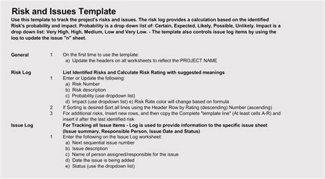 issue tracking issue log templates  excel word
