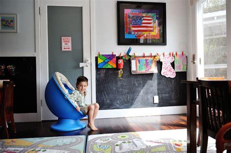 chalkboard paint ideas kids room design
