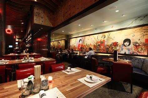 modern japanese cuisine decorating attractive japanese restaurant modern design