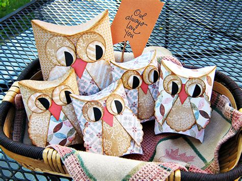 Owl Pillow Box Template by Printable Owl Pillow Treat Boxes