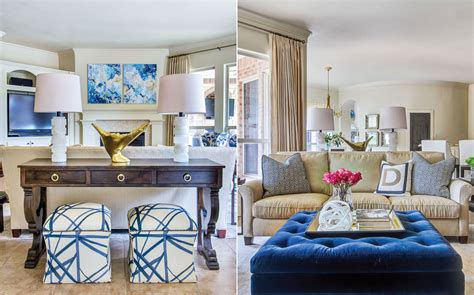 Fresh White Based Dining Spaces by Blue Based Redesign Blends Traditional And Fresh D 233 Cor