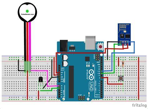 iot based patient monitoring system  esp  arduino