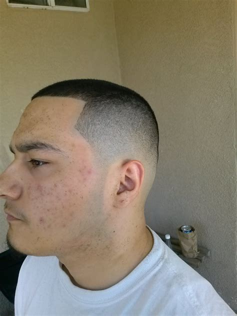 mid bald fade Quotes
