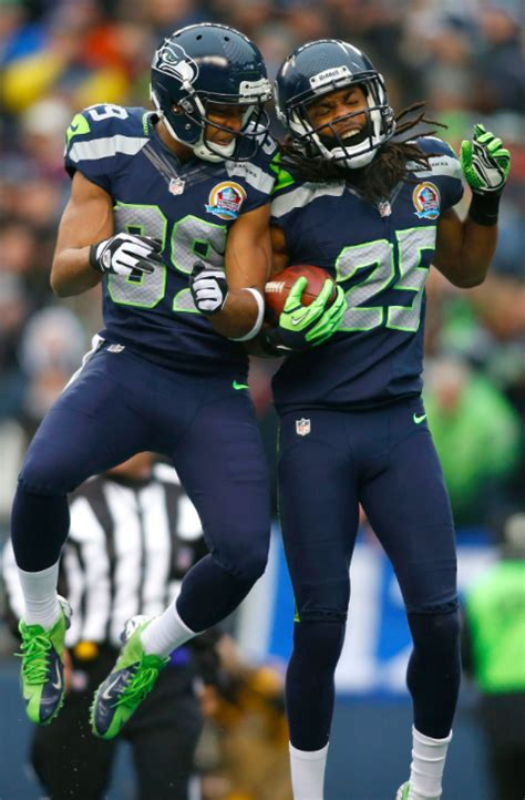 nfl report nfc championship preview ers  seahawks