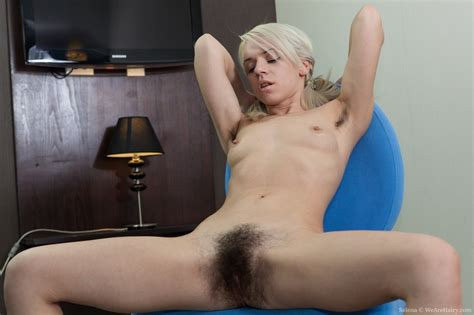 Young Petit Blonde With Real Bushy Pussy Sh Xxx Dessert Picture 13