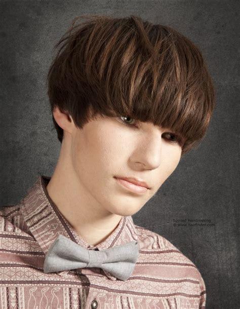 bowl haircuts ideas  pinterest