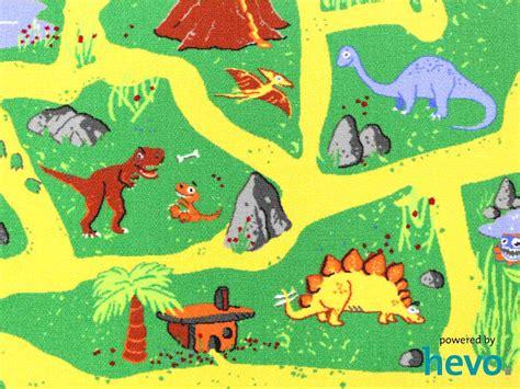 Kinderzimmer Junge Dino by Dinosaurier Hevo 174 Teppich Spielteppich Kinderteppich