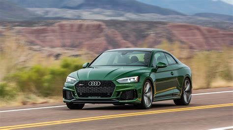 Audi Road Test Review Speed Hungry German Sport