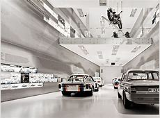 BMW Museum München von ATELIER BRÜCKNER Museen