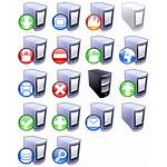 Servers Icon Icons Pack Findicons