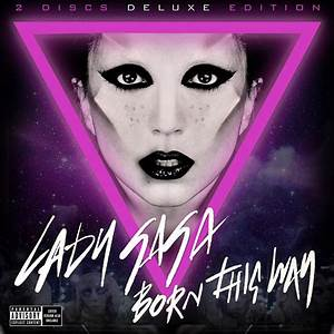 lady gaga album covers | Lady GaGa - Born This Way (Deluxe ...