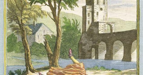 jean baptiste oudry illustration for quot la laiti 232 re et le pot au lait quot la fontaine livre vii