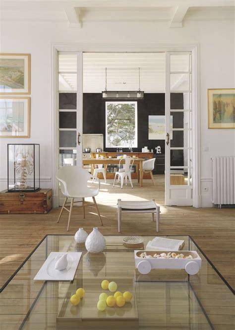 porte coulissante cuisine salon porte coulissante 12 idées pour aménager l 39 espace côté
