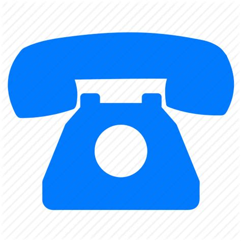 telephone icon png blue ios 7 active basic by aha soft