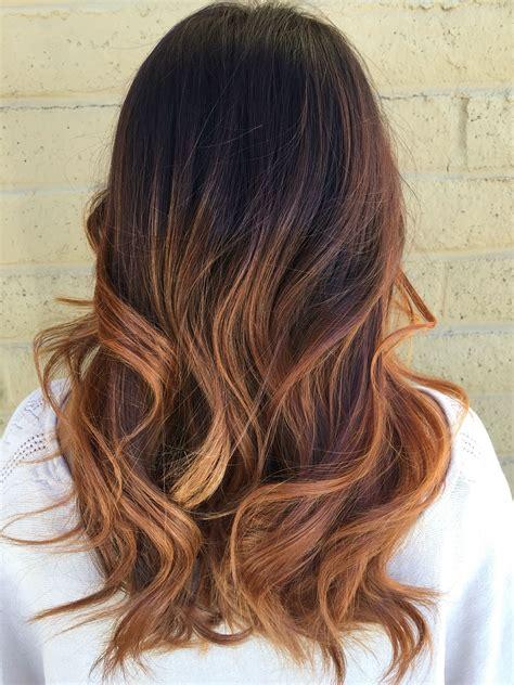 Medium Warm by Warm Brown Ombr 233 By Aleese Ombr 233 Hair Frisuren