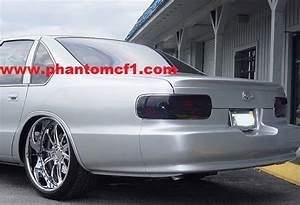 Chevrolet Impala Ss Oem Style Spoiler