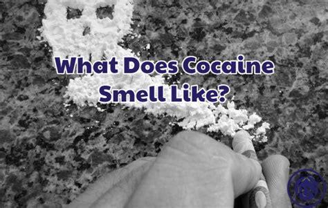 cocaine smell  rehab