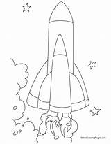 Coloring Spacecraft Space Pages Halo Craft Colouring Sheets Printables Party Theme Birthday sketch template