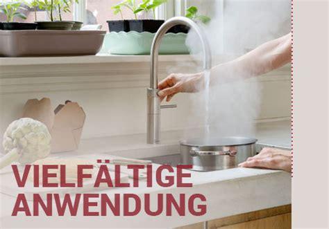 Wassereinrichtung Im Innenraumeingangsbereich Mit Wasser by Quooker Kochendes Wasser Wasserhahn Moebelplus