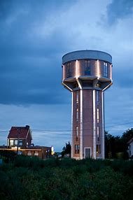 Home Water Tower