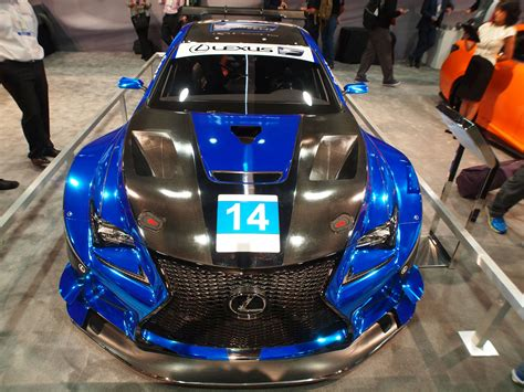lexus racing team lexus to back new f performance racing team