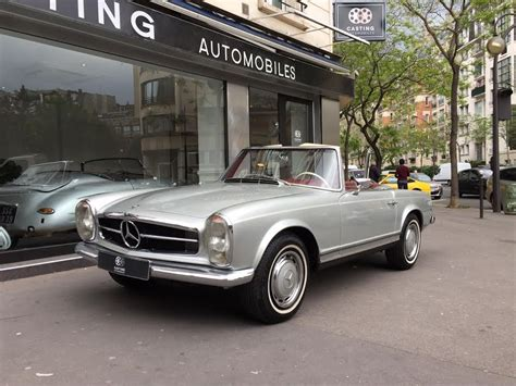 mercedes 280 sl pagode mercedes 280 sl pagode automobile classic